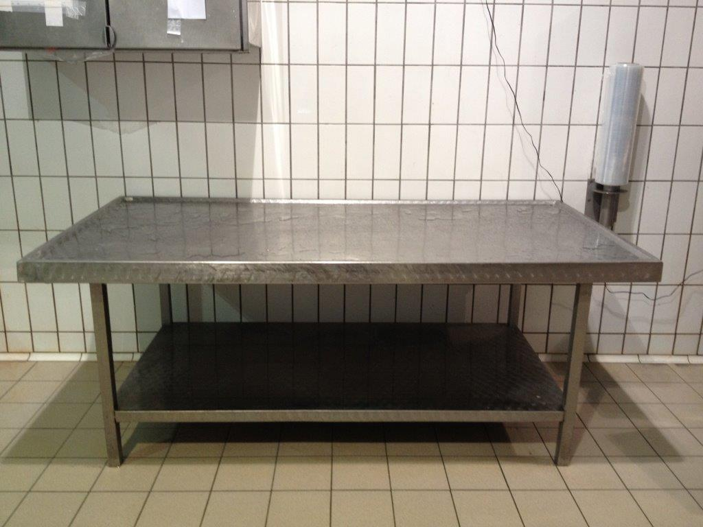 Inox stol