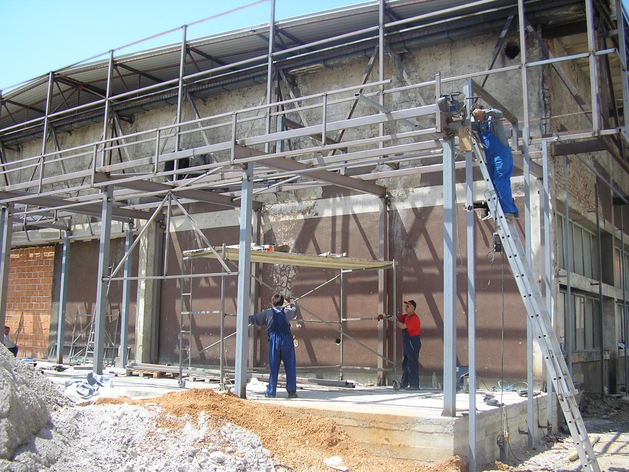 Metalne konstrukcije PPK